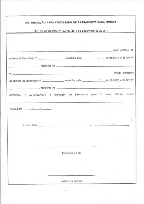 passport consent forms doc 625404 passport consent forms ds3053 statement of