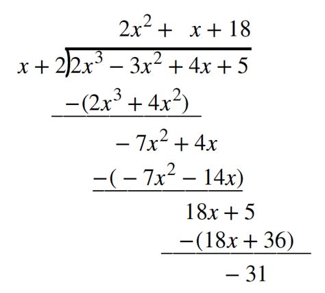 Polynomial Division Worksheet by Division Of Polynomials Worksheets With Answers