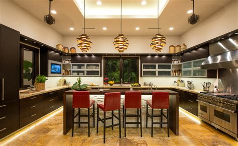 Tropical Kitchen Design by John Residence Tropical Kitchen Other Metro By
