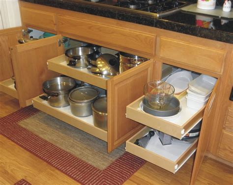 Drawer Solutions by Kitchen Drawers Rolling Shelves Custom Shelving Roll Out Shelves