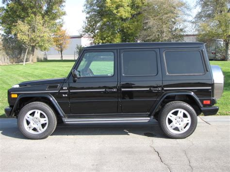 2002 Mercedes G Class by 2002 Mercedes G Class Information And Photos