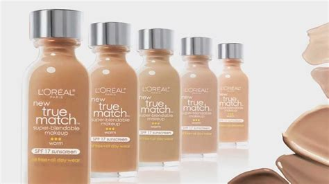 L Oreal True Match l oreal true match liquid foundation reviews in foundation chickadvisor