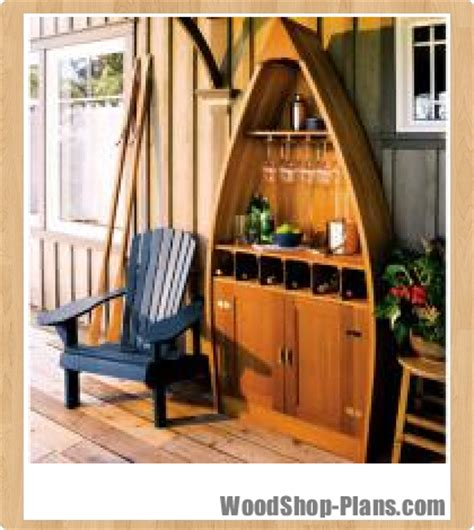 wood boat bar plans boat shaped bar woodworking plans woodshop plans