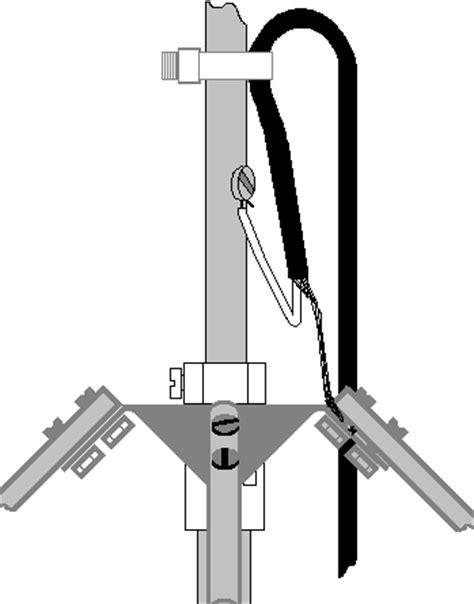 Detektor Radial Antena Ionica construir antena plano de tierra 11 metros cb