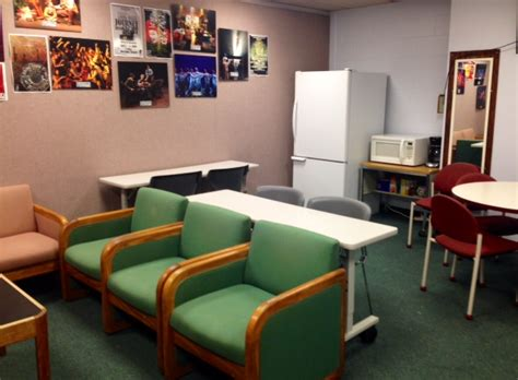 Actors Green Room by Theatre Facilities Theatre And Western