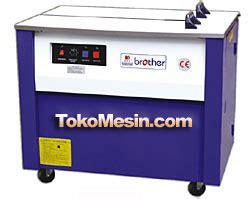 Kzb Ii Semi Automatic Strapping Machine Mesin Pengikat Tali Strappin jual mesin straping semi otomatis di lung toko mesin