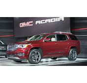 GMC Acadia 2018 Price Fast Car New Model Specification Engine