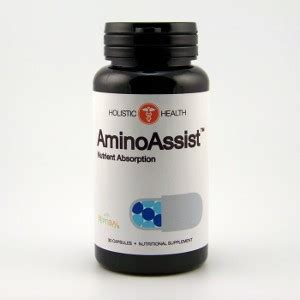 supplement absorption aminoassist nutrient absorption nutritional supplement