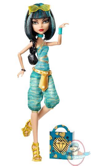 Figure High Original Cleo De Nile high cleo de nile i shoes doll by mattel of figures
