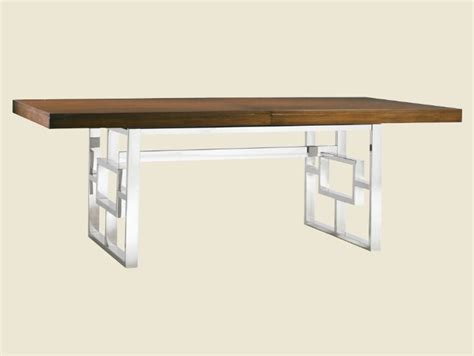 wood and chrome dining table dining table wood and chrome dining table
