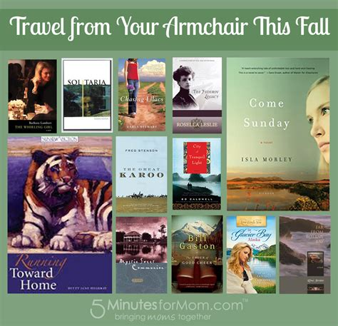 What Is Armchair Travel by Travel From Your Armchair This Fall