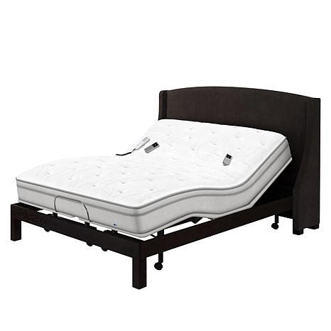 sleep number p adjustable base queen mattress set