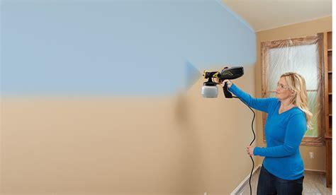 spray paint vs roller interior flexio 590 handheld paint sprayer wagner spraytech