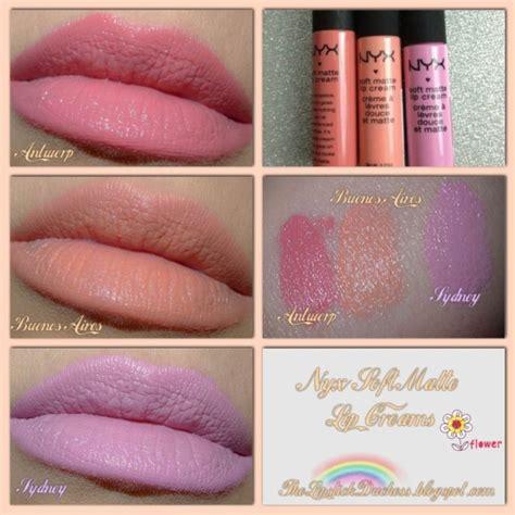 nyx soft matte lip deutschland the lipstick duchess nyx soft matte lip creams review and