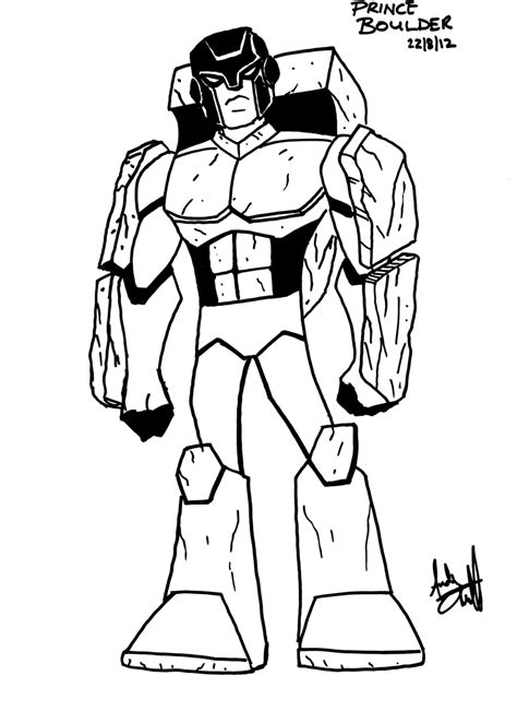 transformers animated colouring pages page 2