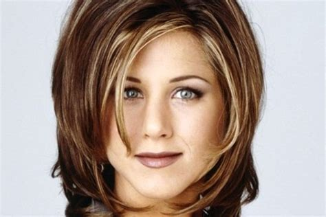 cutting instructions for thr rachael haircut this is what the friends cast looks like with the