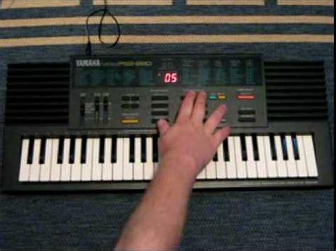 Keyboard Yamaha 3 Jutaan yamaha pss 280 keyboard