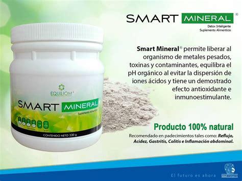 Mineral Detox by Smart Mineral Detox Inteligente Elimina Qu 237 Micos