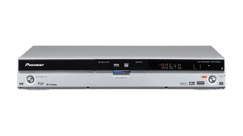 format hard disk dvr dvr 640h s multi format dvd recorder with 160gb hdd with