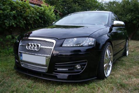 Audi A3 8p T R by Audi A3 8p 2l Tdi 180 Du R A F