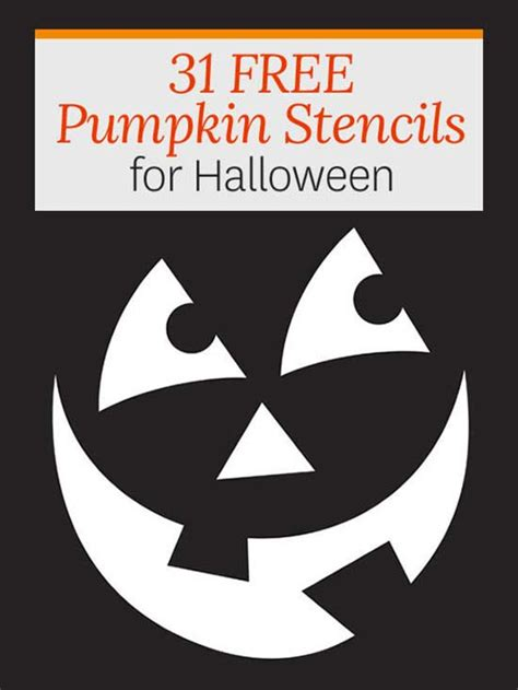 pumkin templates free pumpkin stencils for