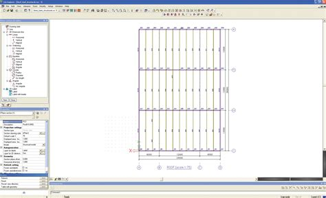 automated layout design program definition automated general arrangement drawings esadt 01