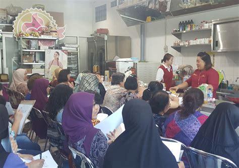 Tepung Ketan Bola cooking class tepung bola belanjut ke semarang