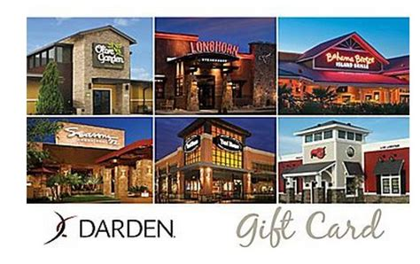 Olive Garden Gift Card Deals - 50 darden gift card for 41 olive garden longhorn steakhouse and more my frugal