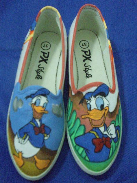 desain gambar sepatu desain gambar sepatu lukis sepatulukisku s blog