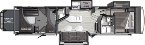 open range toy hauler floor plans open range rv fifth wheel trailers toy haulers