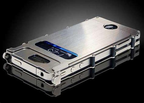 Casing Handphone Bigbang 10 Years heavy metal mobile sheaths inoxcase stainless steel