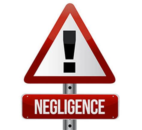 list of synonyms and antonyms of the word: negligence