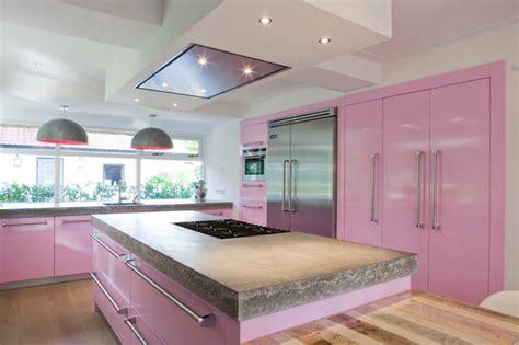 Kitchen Countertop Backsplash Ideas by 25 Ideias De Decora 199 195 O De Cozinha Rosa Fotos E Ideias Aqui