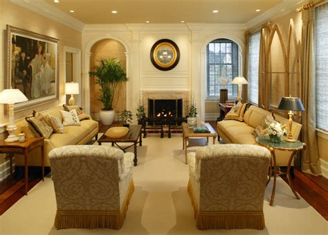period colonial home living room philadelphia by dewson construction company