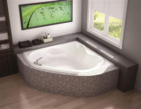 Corner Tub Bathroom Ideas by Corner Tub Dimensions Ideas The Homy Design