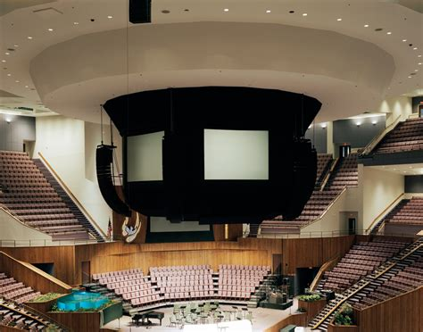 Megachurches Use Elaborate Sets and Easy Parking to Amplify God's Voice WIRED