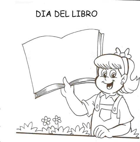 libro para colorear del dia d 237 a internacional del libro dibujos para colorear clip