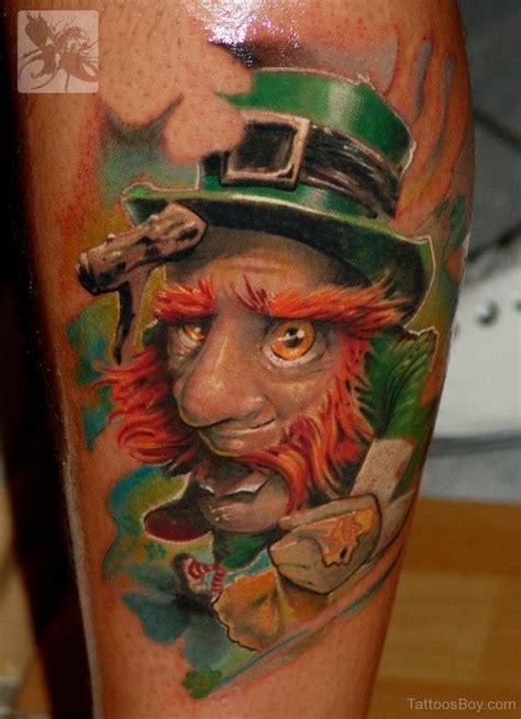 leprechaun tattoo leprechaun tattoos designs pictures page 4