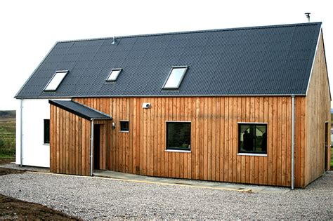 r house cromartie timber sawmill flooring construction responsibly sourced scottish