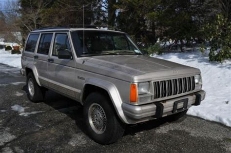 1995 Jeep Mpg Find Used 1995 Jeep Country Suv With Low Mileage