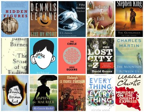 Popular Book To Adaptations Reading 16 Book To Adaptations To Look Forward To In 2017