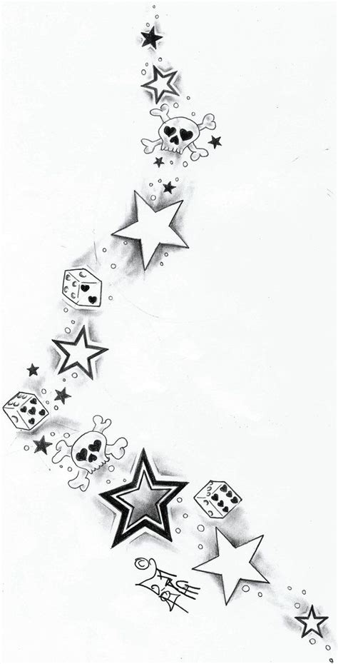 girly star tattoo designs 25 best ideas about rockabilly designs on