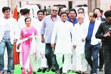 film bandhu up launching of the official website of up film bandhu