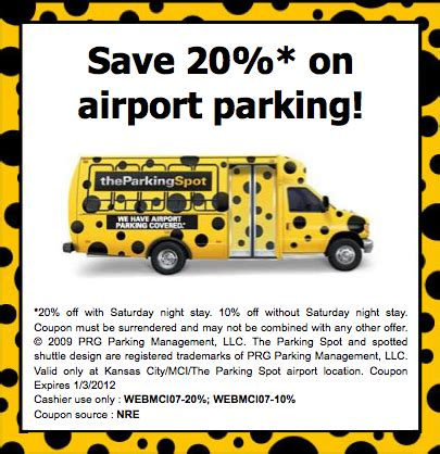 parking spot 2 coupons hobby