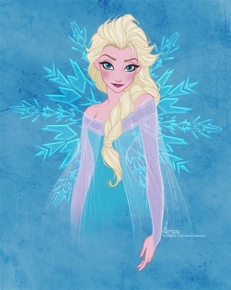 film cartoon elsa elsa childhood animated movie heroines fan art 35619589