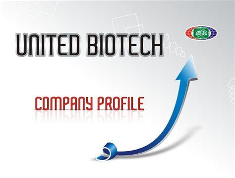Biotech Mba Internship by United Biotech World Company Profile