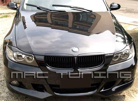 2006 bmw 325i front bumper 2006 2008 bmw e90 4dr 325 330i 335i ac front bumper lip ebay