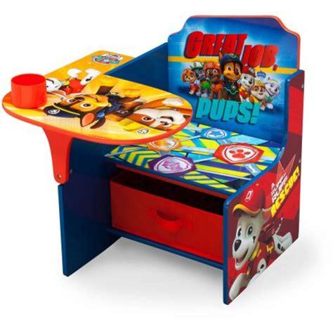 delta children chair desk with storage bin sesame street nick jr kamisco