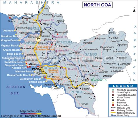 Goa Search Goa Map In Detail Search Engine At Search