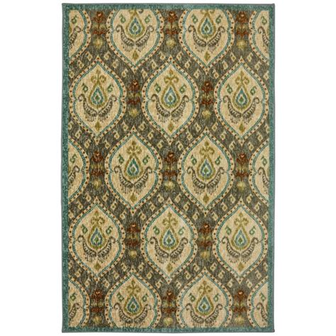 mohawk 8x10 area rug mohawk home 174 cania 8x10 area rug 283797 rugs at sportsman s guide